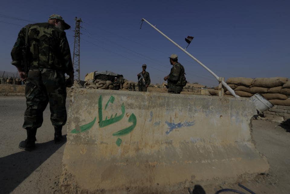 Syria,Islamic State,al-Mayadin