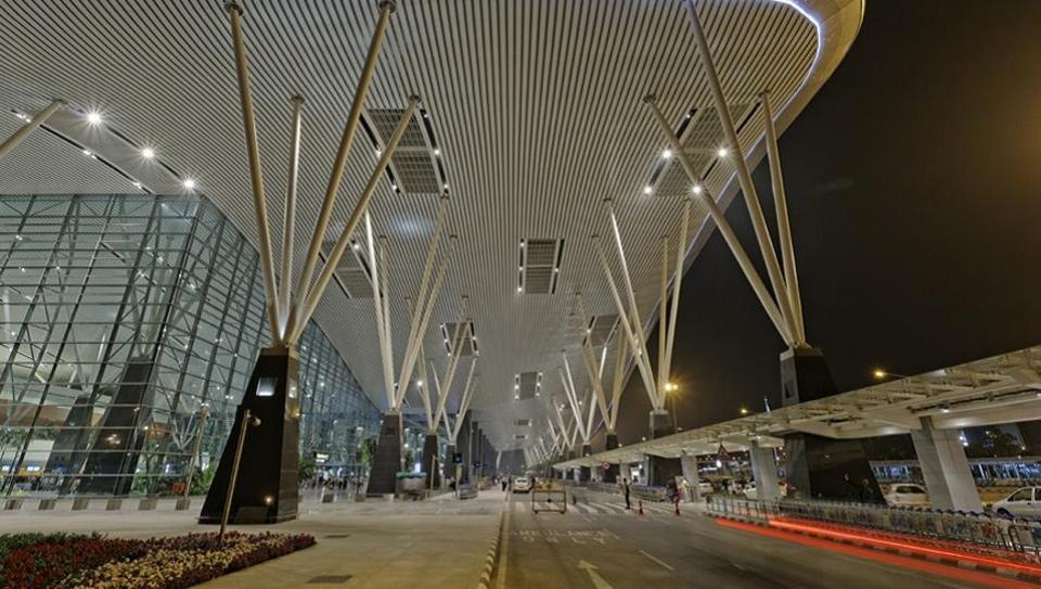 A public private consortium, Bangalore International Airport Ltd operates the Kempegowda International Airport.
