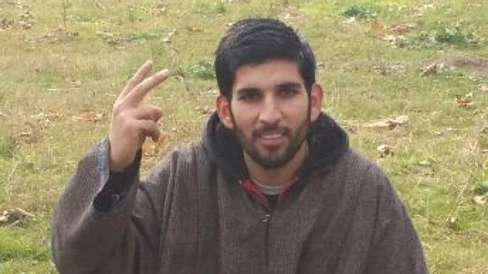 Jaish-e-Mohammed operational commander Khalid was killed by security forces in J-K's Ladoora. (ANI Photo)