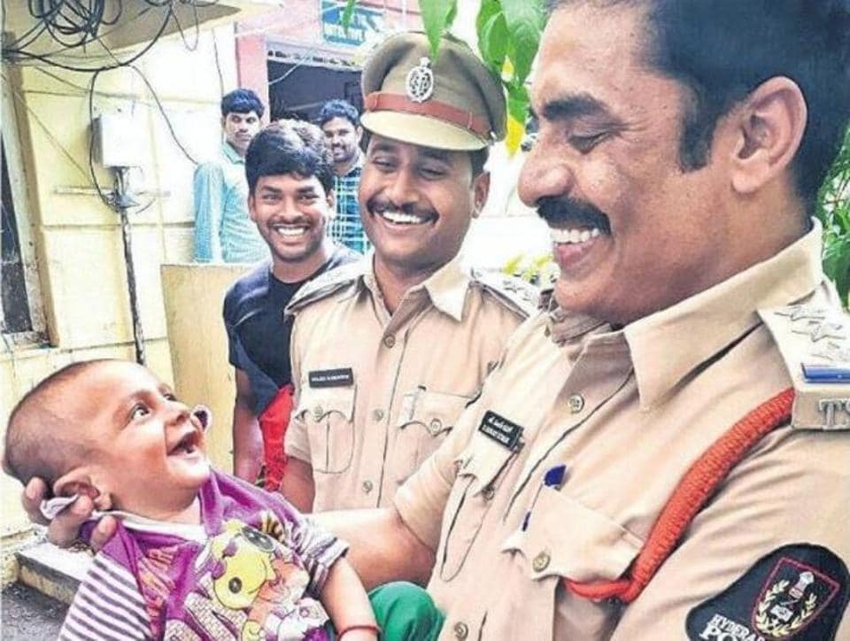 Nampally police managed to rescue four-year-old Faizan in less than 15 hours and also nab the offenders.