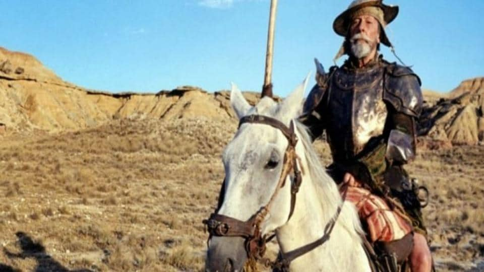 The Man Who Killed Don Quixote is one of the most cursed film in the history.