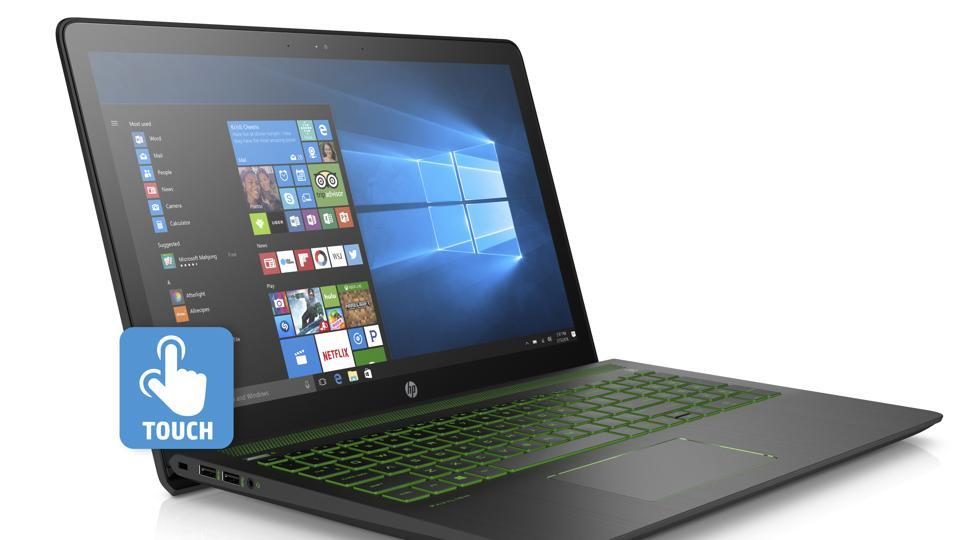 The HP Pavilion Power  is powered by 7th-generation quad-core Intel processor.