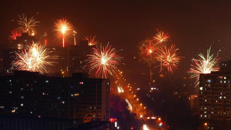 Ban on firecrackers in China,pollution,Chinese New Year