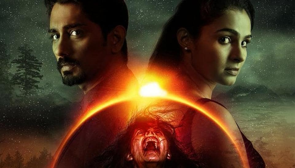 Siddharth is ready to scare his fans in his next film Aval.