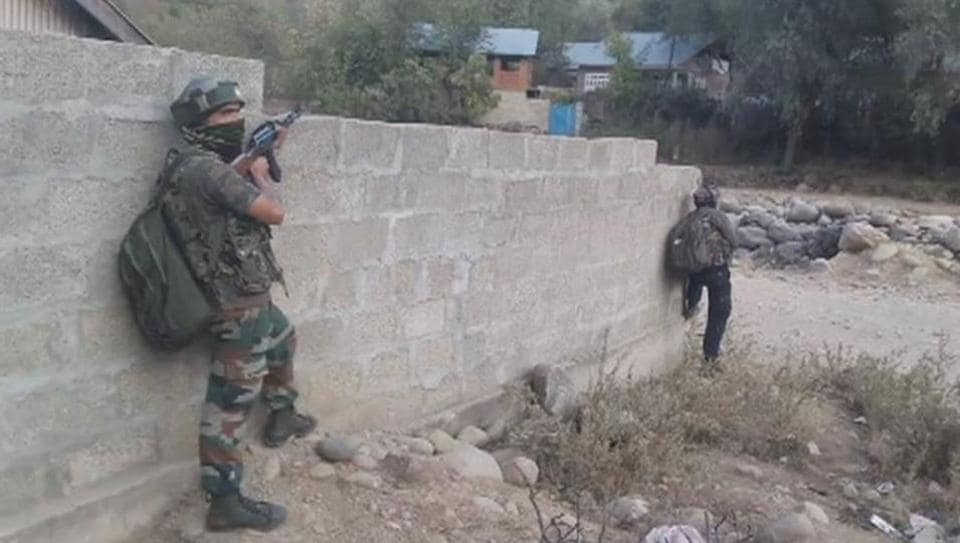 Two Hizb-ul-Mujahideen terrorists killed in encounter with security forces