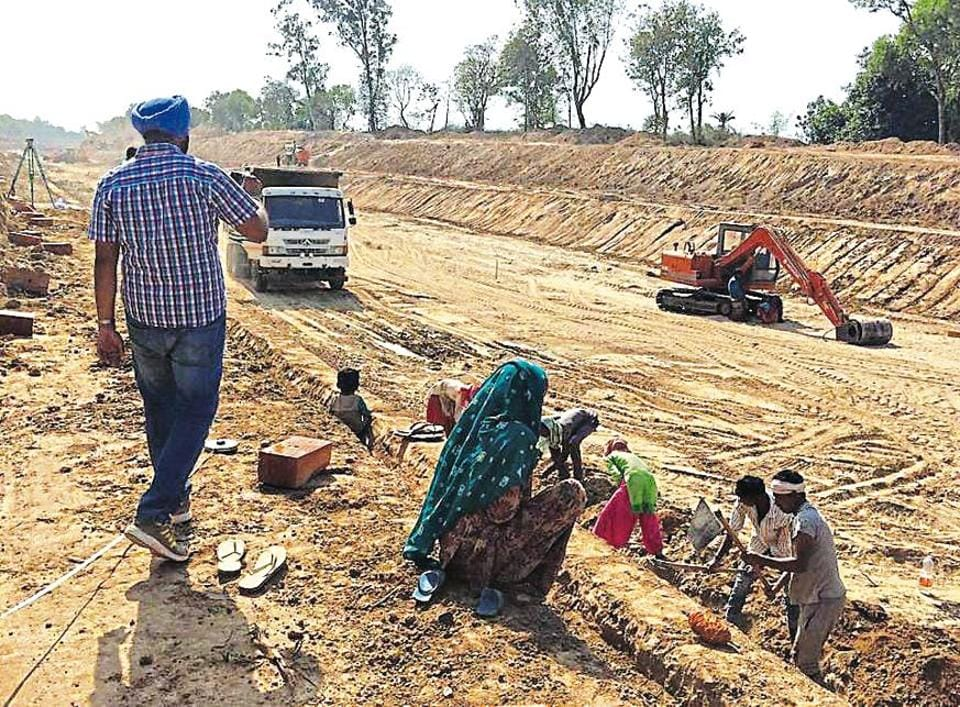 Accused Gurinder Singh bagged majority of the works of the drainage and kandi canal wings of the irrigation department at highly inflated rates.
