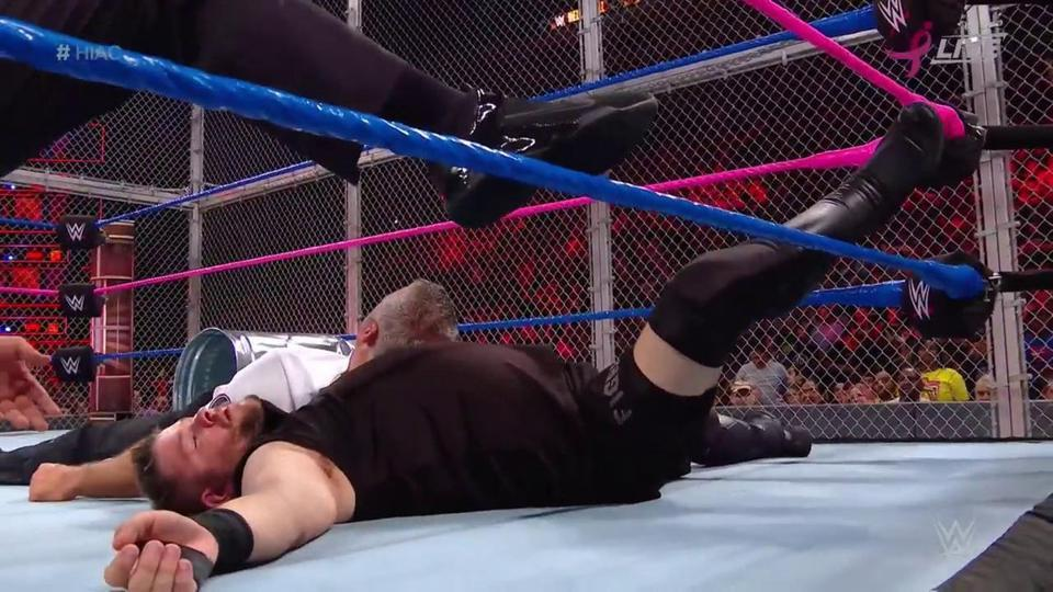 WWE Hell in a Cell,Shane McMahon,Kevin Owens
