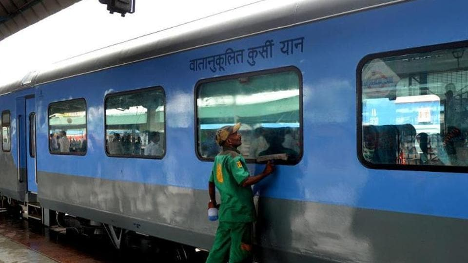 Passengers remained stranded for over at three different places. Initially the train got stuck at Ganour for over two hours, followed by Bodhwal Majri and then Samalkha.
