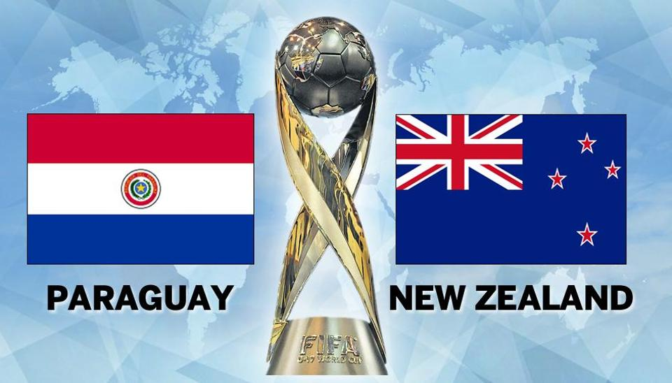 Paraguay beat New Zealand 4-2 in their Group B  match in FIFAU-17 World Cup in Navi Mumbai on Monday. Catch full football score of Paraguay vs New Zealand here.