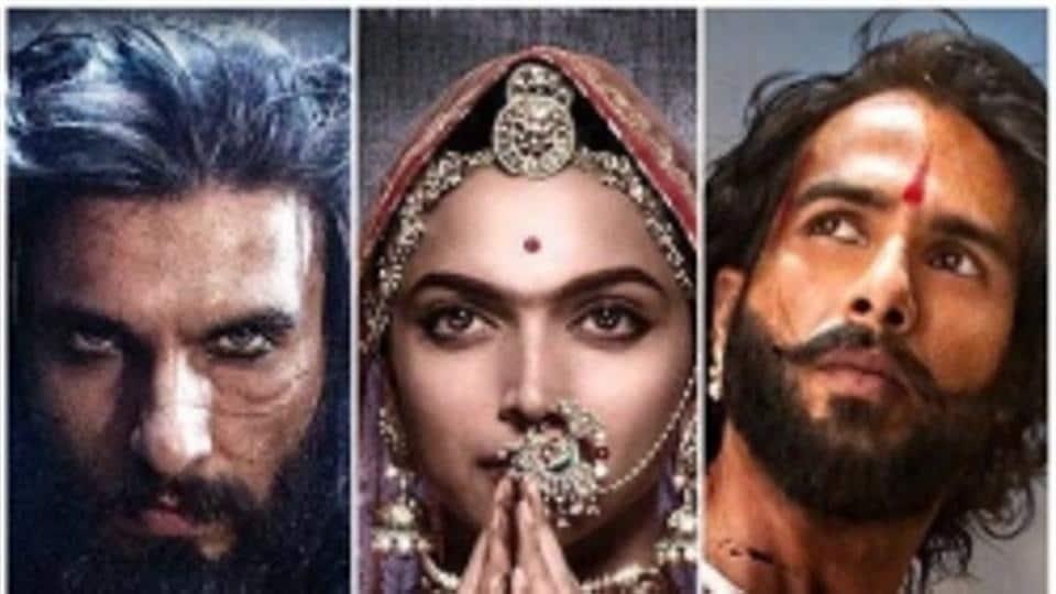 Ranveer Singh stars as Alauddin Khilji, Deepika Padukone as Padmavati and Shahid as Maharawal Ratan Singh in the film.
