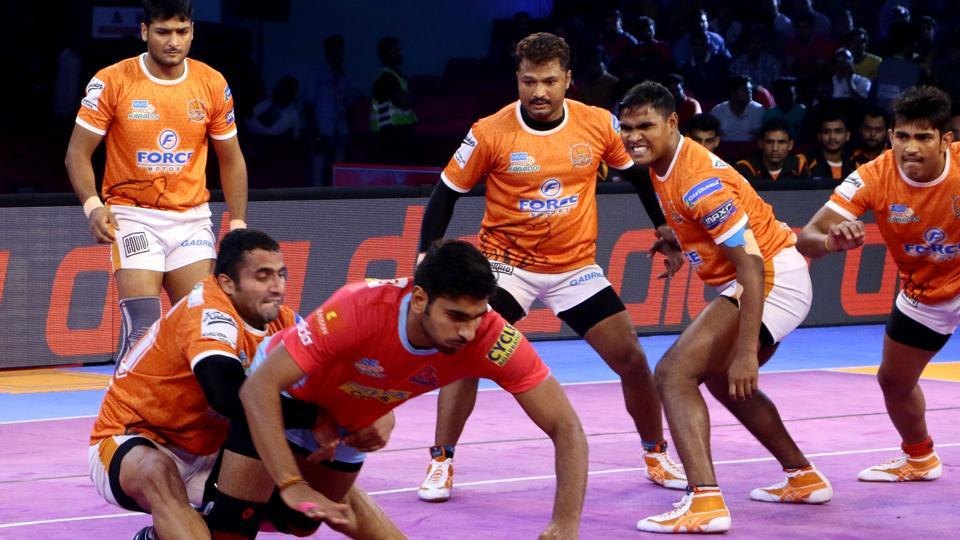 Pro Kabaddi League,Pro Kabaddi League 2017,Jaipur Pink Panthers
