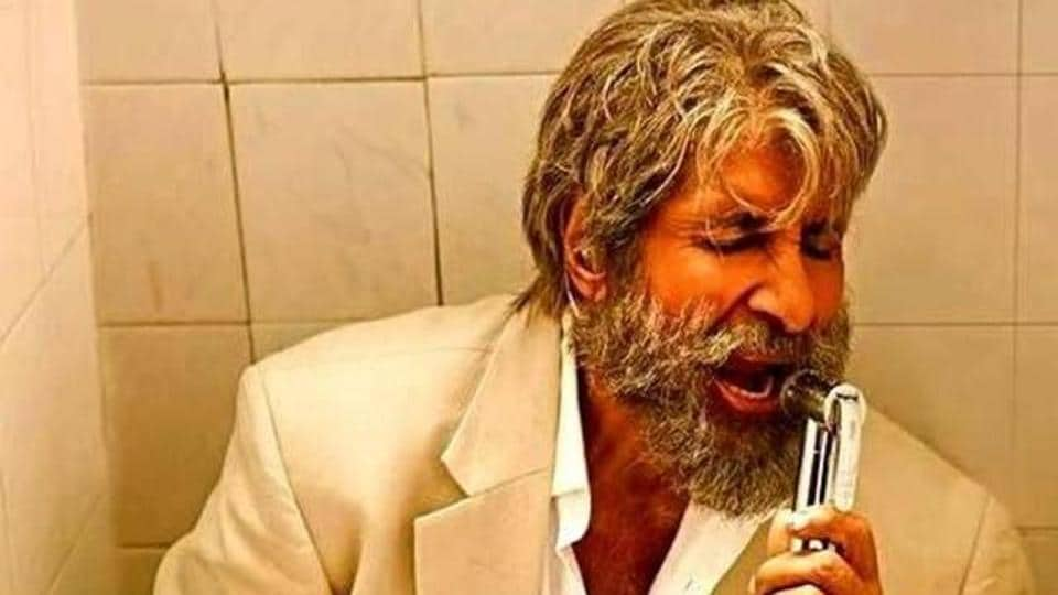 Amitabh Bachchan is equally successful as a singer.