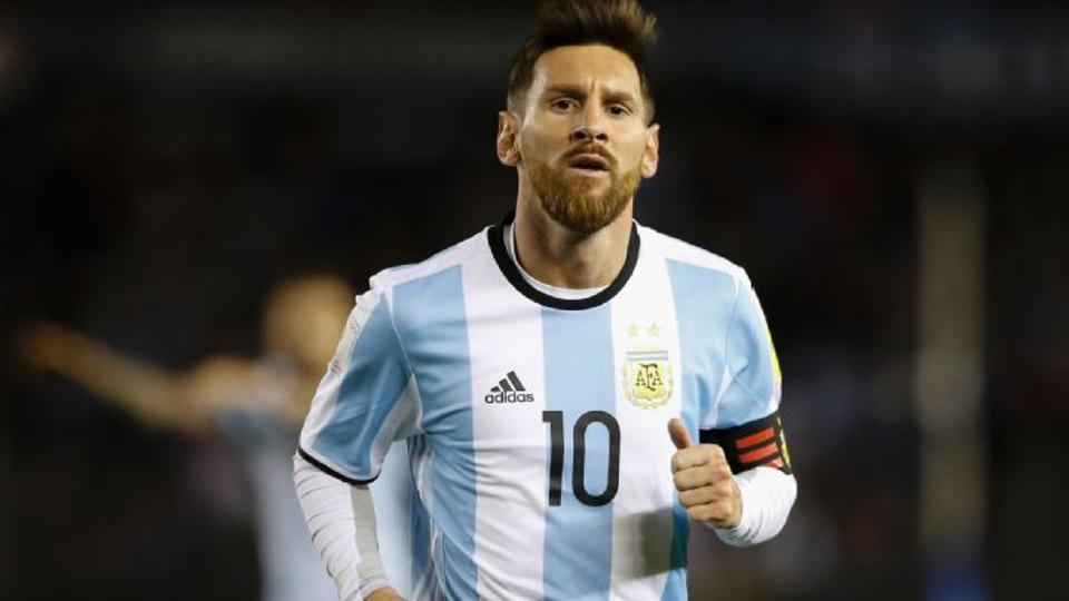 Lionel Messi,FIFAWorld Cup qualifier,Argentina national football team