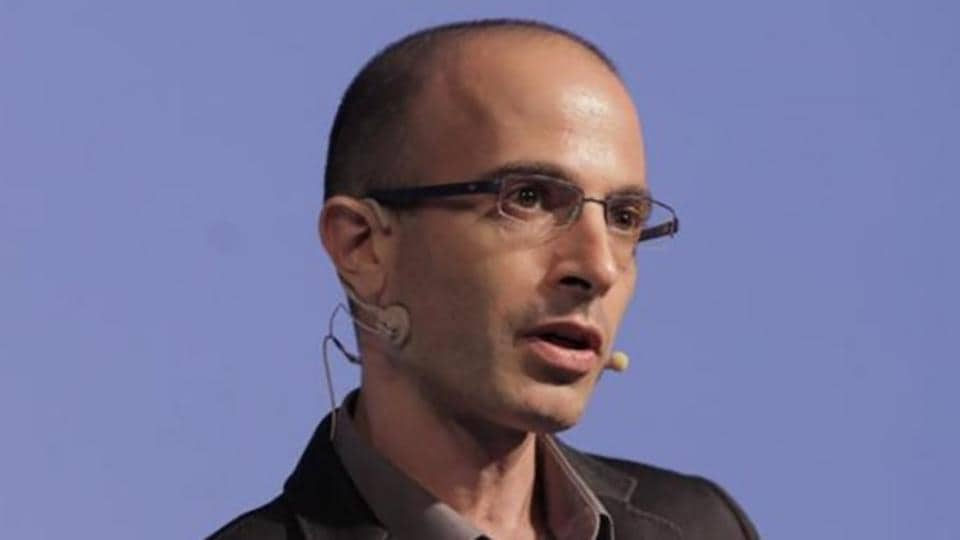 Yuval Noah Harari,Sapiens,Homo Deus