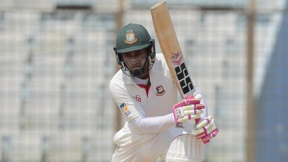 Mushfiqur Rahim has captained Bangladesh cricket in 34 Tests since 2011.