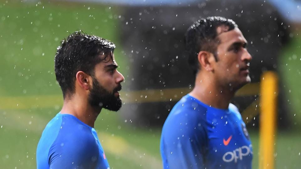 Kohli and former skipper MS Dhoni have been the guiding force behind India's great run against Australia in Twenty20 Internationals.  (AFP)