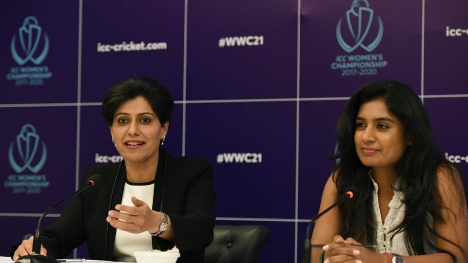 International Cricket Council,India women's cricket team,2021 World Cup