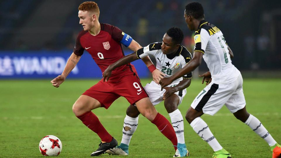 Ghana coach Paa Kwesi Fabin believes his sides ability to take their chances hurt  them in their Group A match against USA in the FIFA U-17 World Cup on Monday.