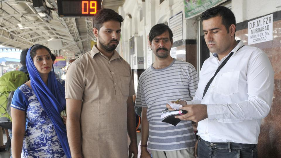 The ticket collectors on duty in peak hours on mail or express trains are given a target of Rs 8,000 per day to be collected from ticketless travellers while for non-peak hours it is Rs 6,000 per day.