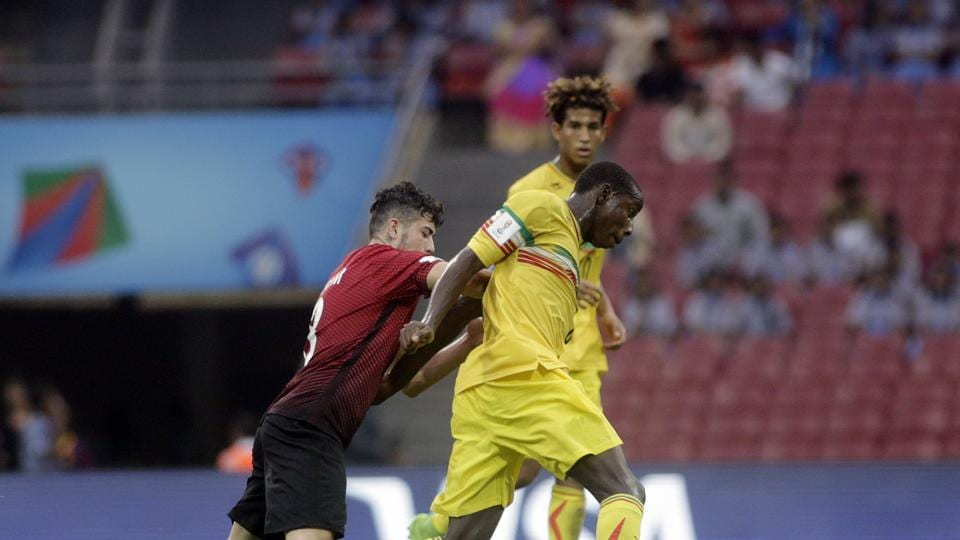 Mali secured a wonderful 3-0 win over Turkey as they kept their play-off hopes alive.  (AP)