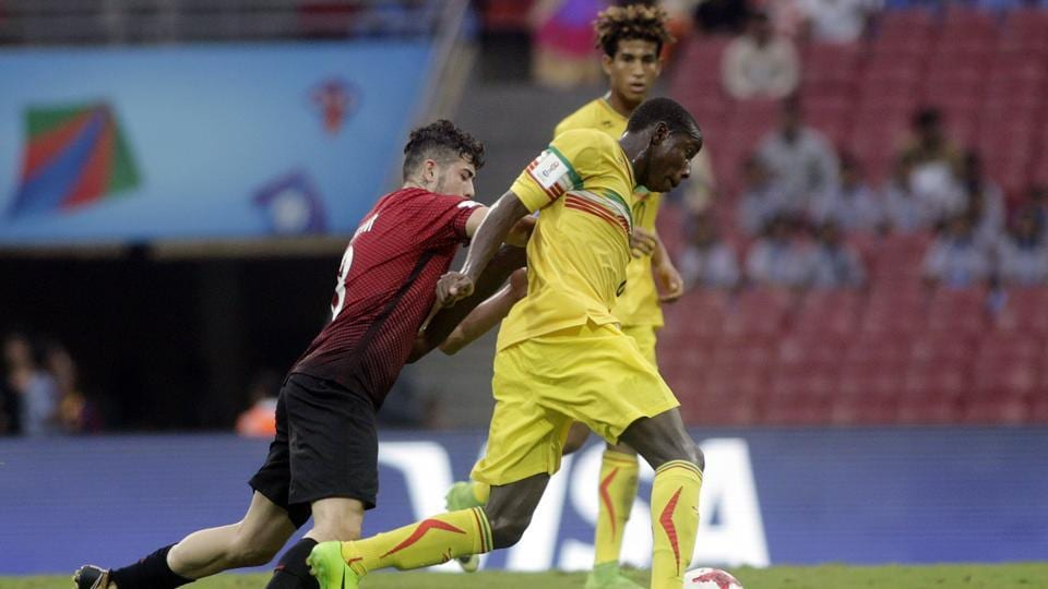 Mali opens account with 3-0 win over Turkey