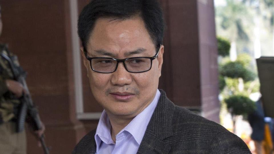 Raised 13 extradition cases with UK: Kiren Rijiju