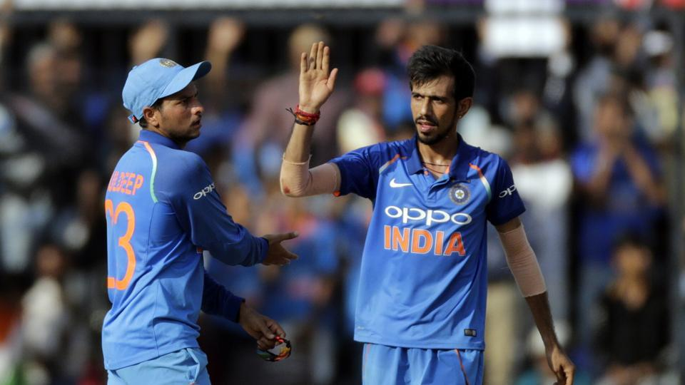 Kuldeep Yadav and Yuzvendra Chahal have formed a remarkable wrist-spinning pair as Indian cricket team continued their dominant run against Australia.
