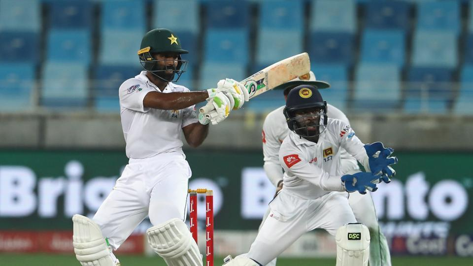 Pakistan stayed in the hunt against Sri Lanka in the pink ball Test thanks to Asad Shafiq's 86 not out and a gritty fifty by skipper Sarfraz Ahmed.