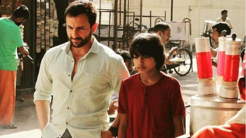 Saif Ali Khan Starrer Chef First Day Collection!