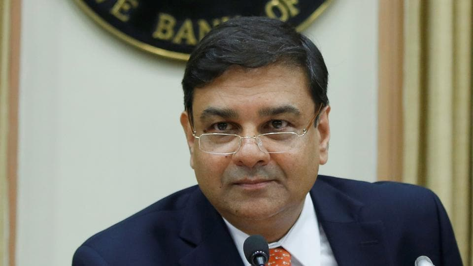 Reserve Bank of India governor Urjit Patel.