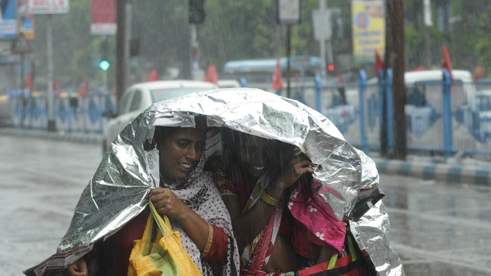 Bay Of Bengal,Depression,Weather