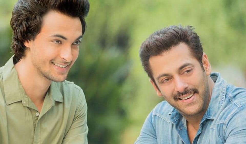 Salman Khan has confirmed he plans to produce the Bollywood debut of brother-in-law Ayush Sharma.