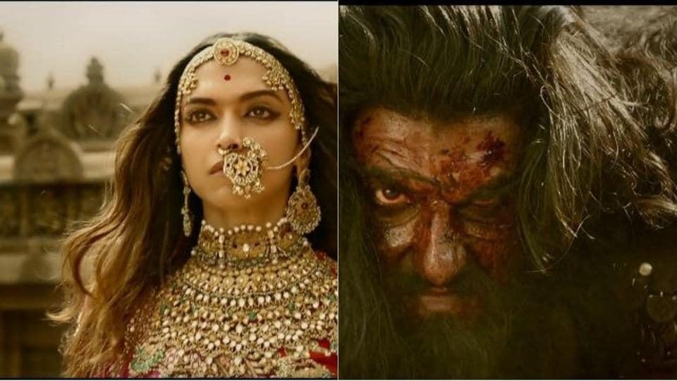In Padmavati trailer, meet Deepika Padukone's glorious queen, her Rajput warrior husband played by Shahid Kapoor and Ranveer Singh's menacing Alauddin Khilji.