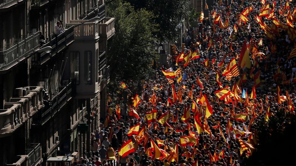 Catalan independence,Spain,Catalonia