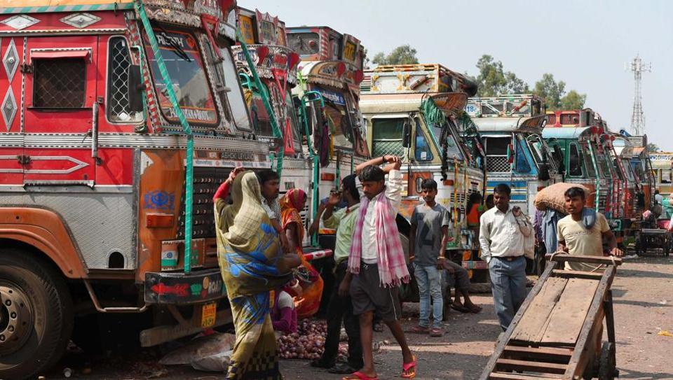 Truck strike,GST,Fuel hike