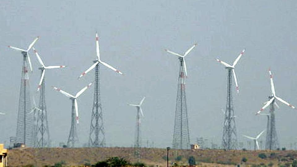 Rajasthan has an installed wind energy capacity of 4,280 MW.