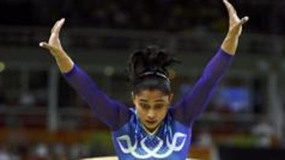 Dipa Karmakar finished fourth in women's vaulting event in 2016 Rio Olympics.