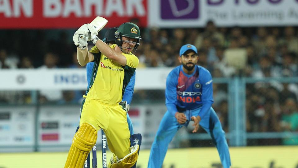 Travis Head was unbeaten on 48 as Australia completed a convincing victory. (BCCI )