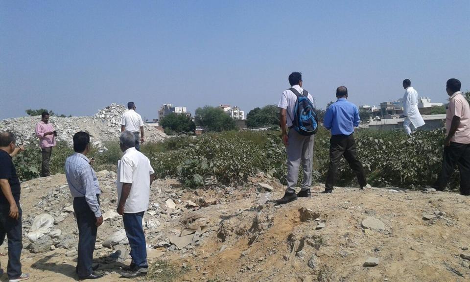 Burial Ground,Sector 58,Ghata Village