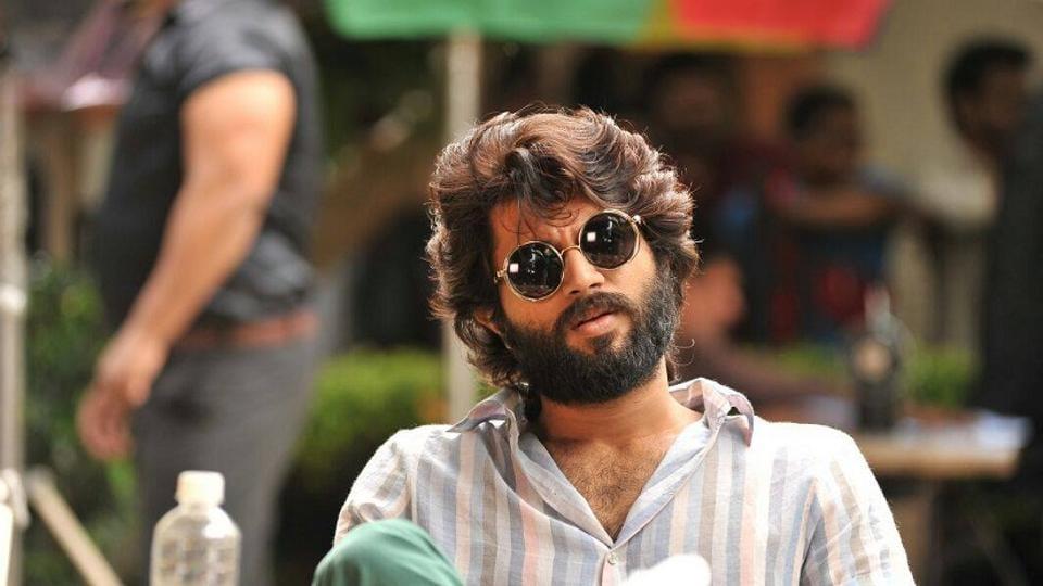 Vijay Deverakonda starrer Arjun Reddy was a modern-day take on Devdas directed by Sandeep Reddy Vanga. Vijay, seen here, in a scene from the film.