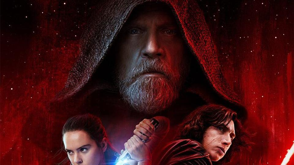 Star Wars: The Last Jedi trailer was released with a new poster.