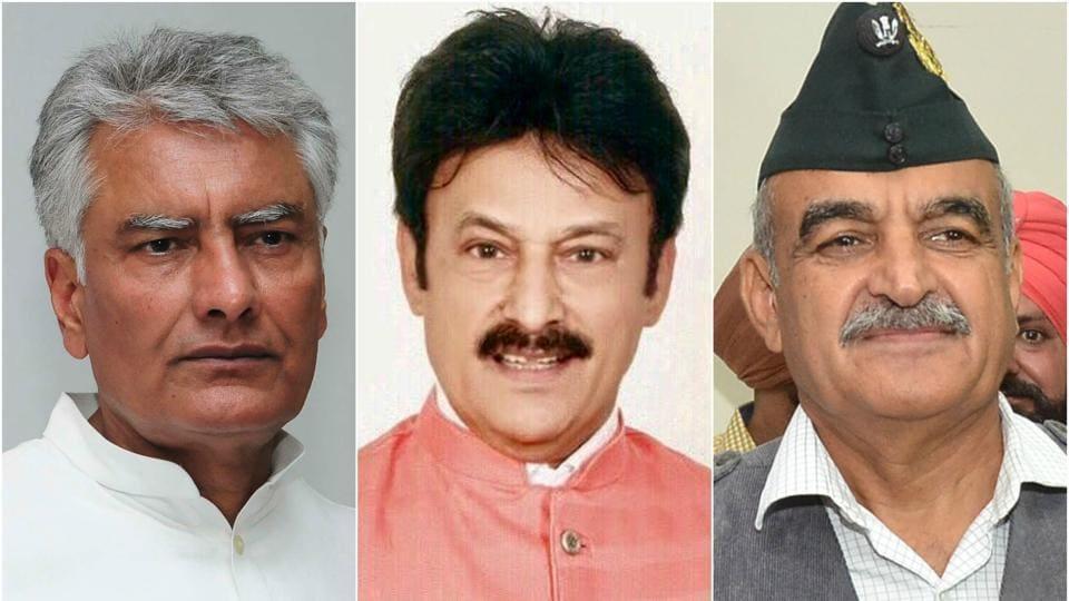 Gurdaspur Lok Sabha,Vinod Khanna,Sunil Jakhar