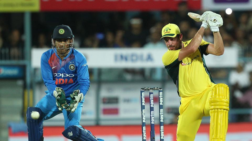India vs Australia,Live cricket score,Live score