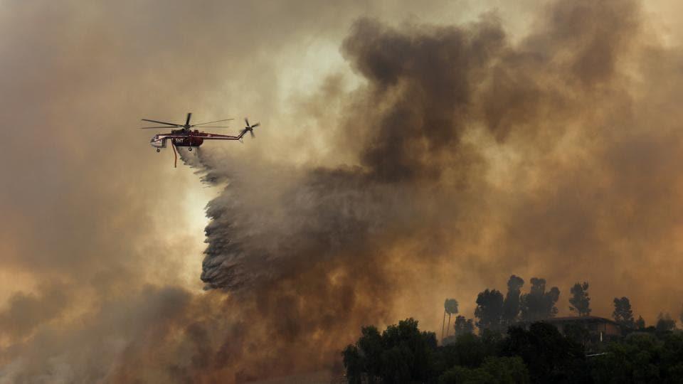 Santa Rosa,Santa Rosa fire,California