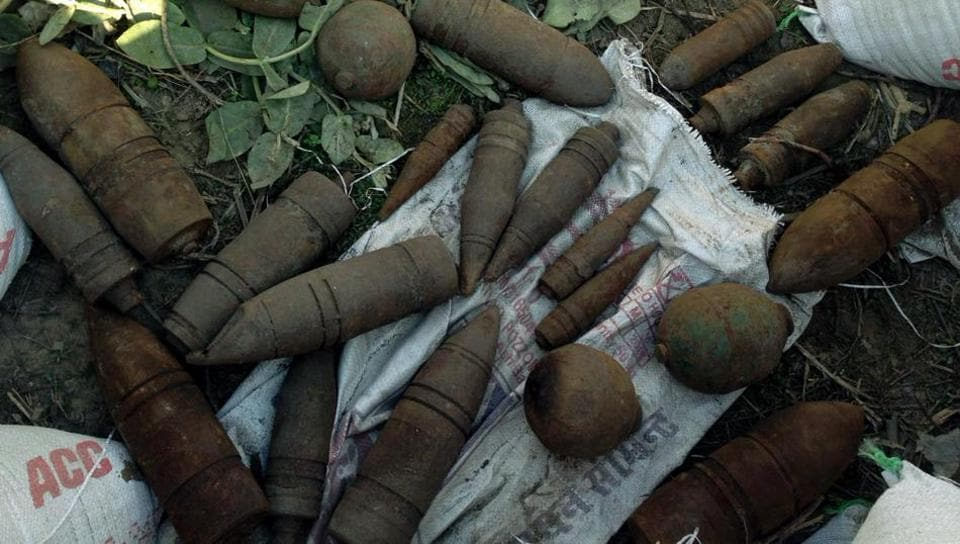 NIA said the terror camp organised in Kerala in 2013 held a training for explosives. (HT file photo / Representative)