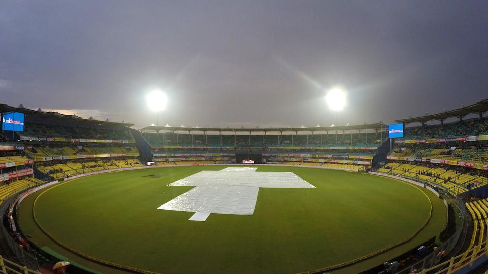 The Barsapara Cricket Stadium in Guwahati is India's 49th international cricket venue. The first international match played here was between India and Australia.