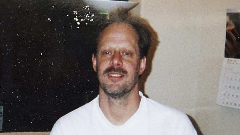 Las Vegas gunman Stephen Paddock  who opened fire on the Route 91 Harvest Festival  killing 58 and wounding hundreds.