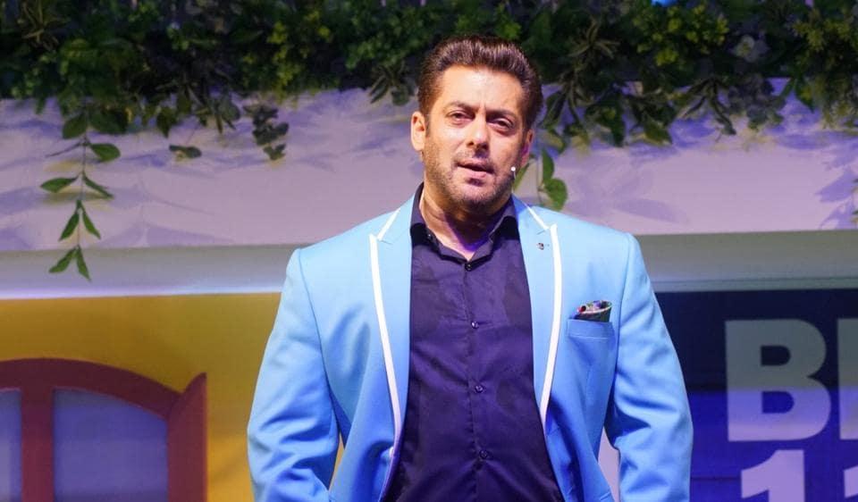 Salman Khan will also be seen at the Delhi event.