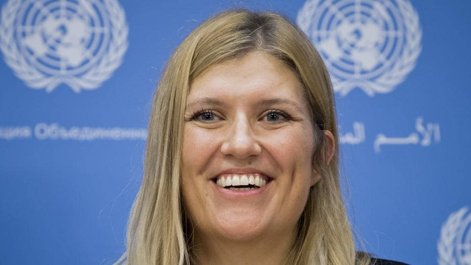 Nobel Peace Prize,ICAN,Beatrice Fihn