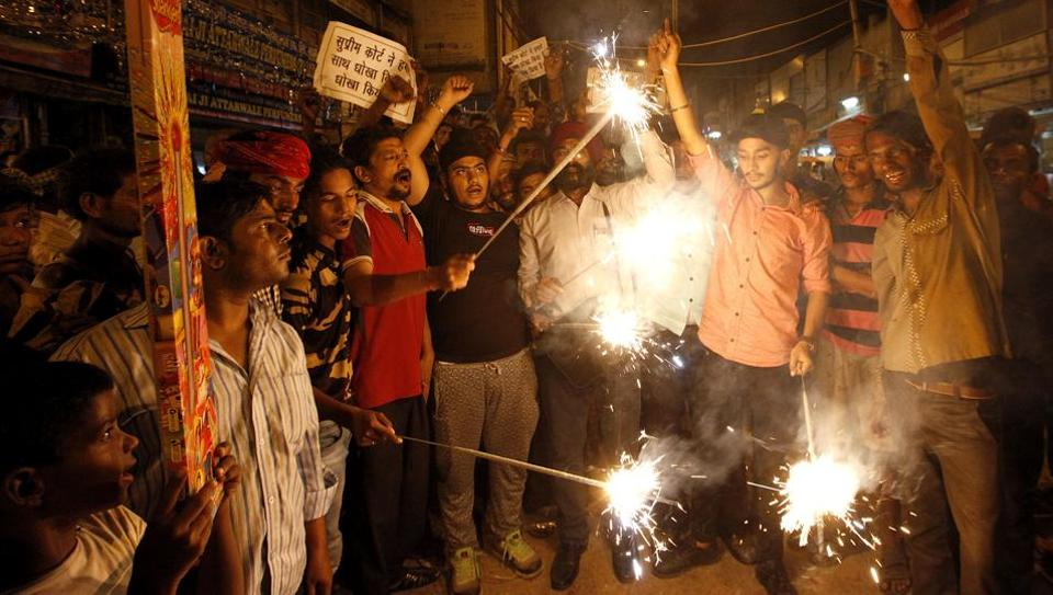 ban on crackers,Supreme court ban crackers,firecrackers